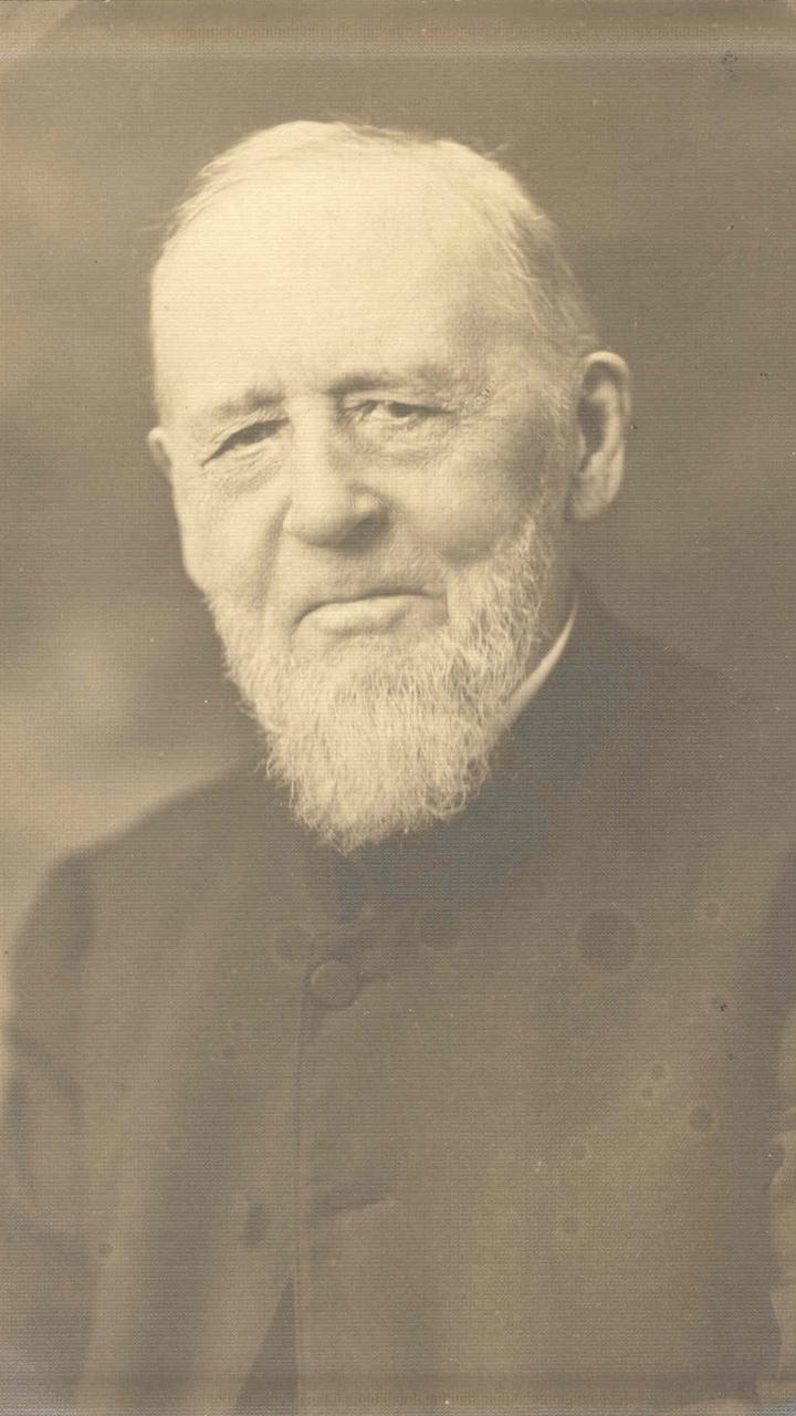 John F. Funk, editor of Herald of Truth, 1864-1908 — Mennonite Church USA Archives