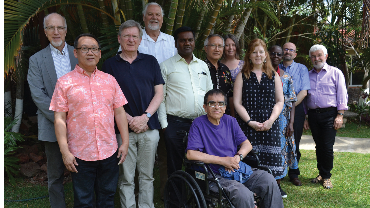 The Mennonite World Conference Executive Committee meets in 2019. — Mennonite World Conference