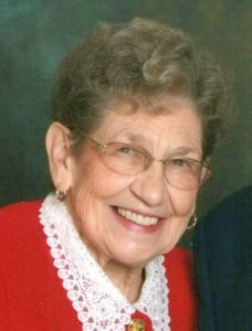 Ruth Opal Yoder Nyce