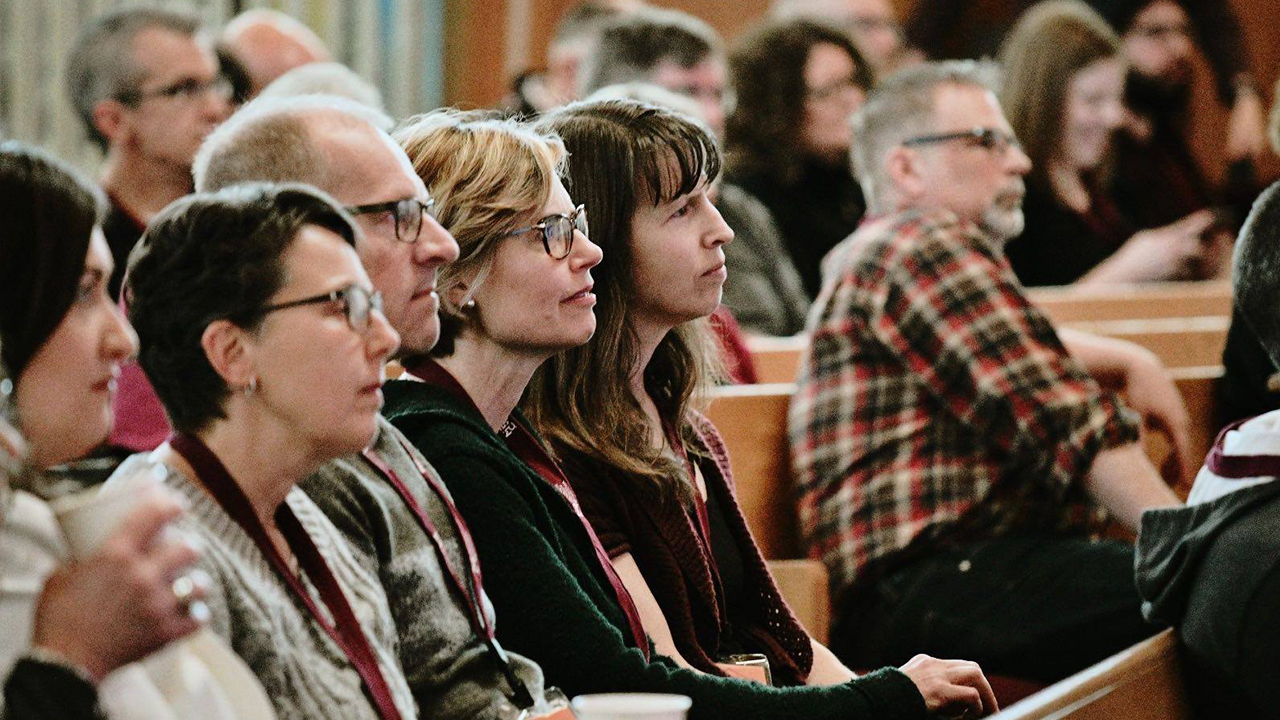 Photo: Mennonite Brethren Church of Manitoba Assembly 2019.