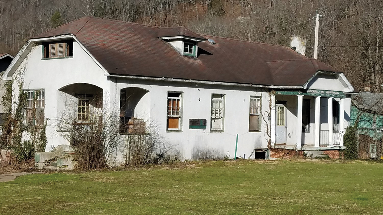 This building and adjacent land, which Mennonite Central Committee purchased in December 2019, were the site of Henrietta Dismukes Hospital and Nurses' Home, one of the largest privately owned African American hospitals in the United States. — Kristin Overstreet/MCC