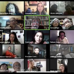 """Videoconferencia sobre """"El pensamiento de Paulo Freire y la teología anabautista"""" el 24 de febrero de 2021. Diálogos Anabautistas."""