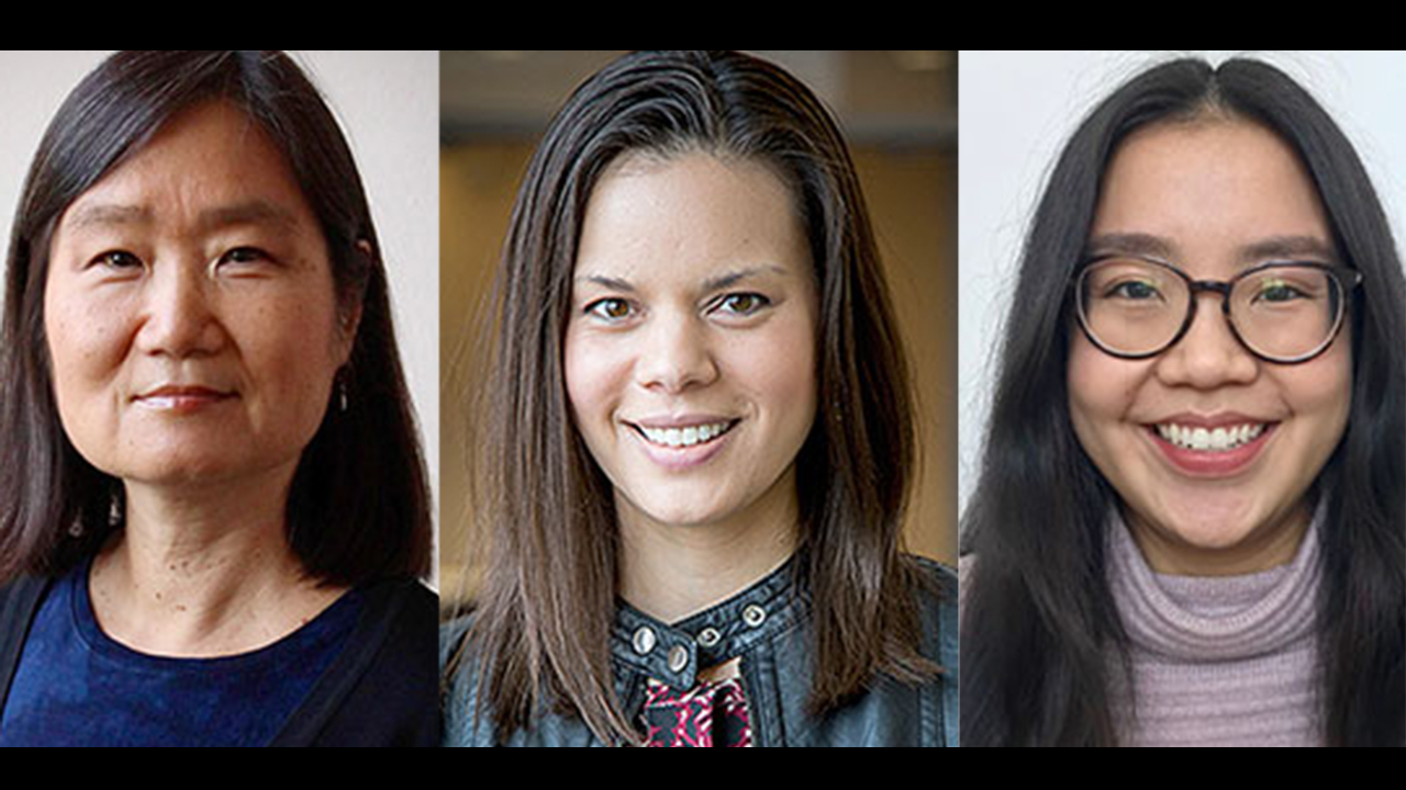 """The Church of the Brethren's """"Listening and Learning from Brethren Leaders of Asian-American Heritage"""" event will hear from speakers Wendy McFadden, Madalyn Metzger and Lin Reish on May 5."""
