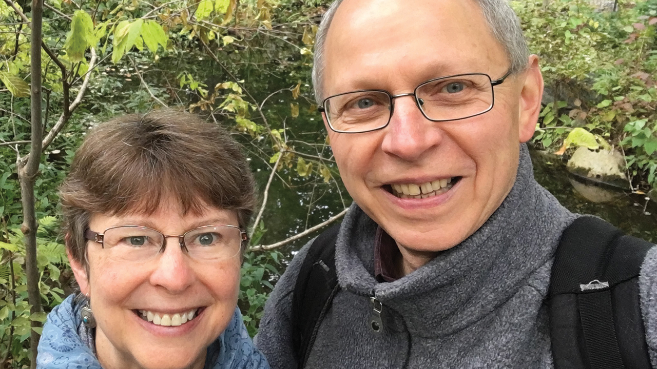 Kay and Dale Kempf co-chaired MCC's New Hope campaign in the Great Lakes region. — Mennonite Central Committee