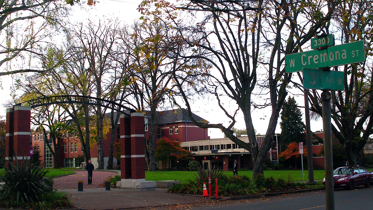Seattle Pacific University. — Matthew Rutledge/Creative Commons