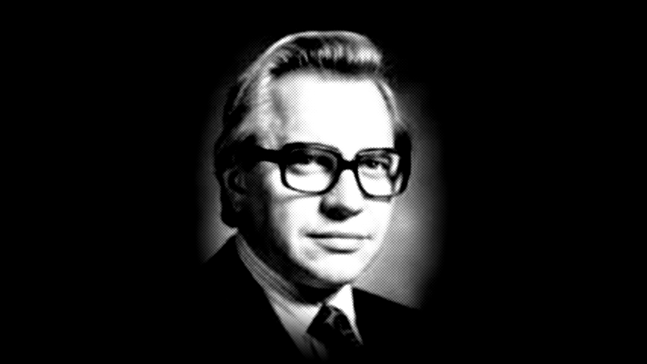 Frank H. Epp (1929-1986) Photo: GAMEO
