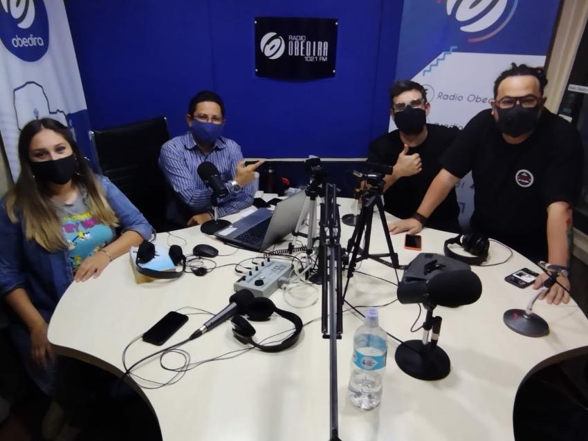 Programa de Radio OBEDIRA CONTRACORRIENTE – Periodista: Eliseo Rolón Invitados: Javier Varela, Erick Craiyacich Larrucea y Daniela Sanhueza. (30 de abril de 2021) Facebook de Radio OBEDIRA