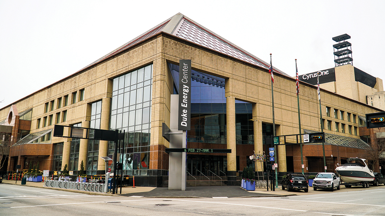 In-person elements of Mennonite Church USA's July 6-10 convention will take place at Duke Energy Convention Center in Cincinnati, Ohio. — Mennonite Church USA