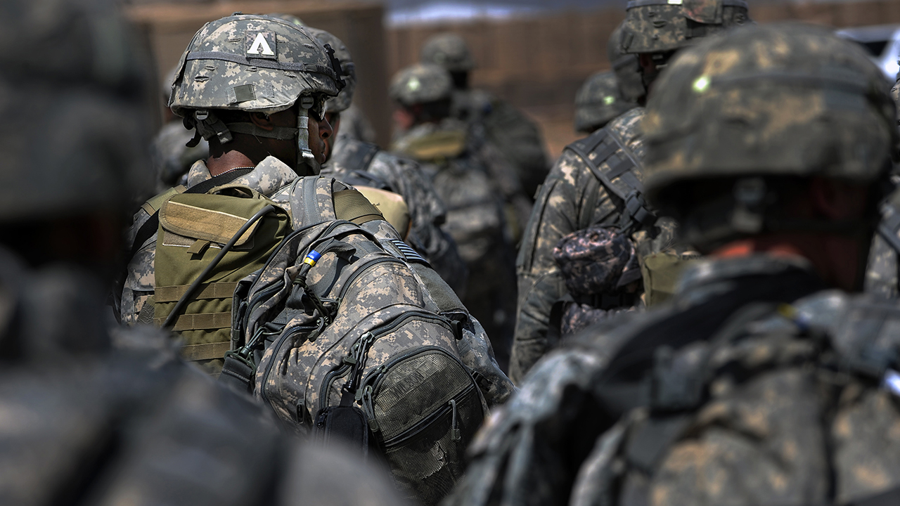 U.S. soldiers in Afghanistan in 2009. — Marc I. Lane/Creative Commons