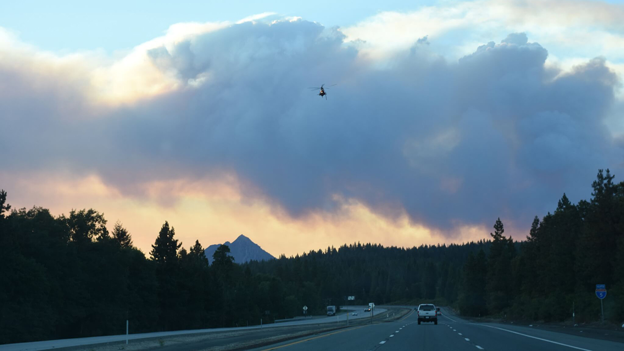 Mennonite Disaster Service is monitoring wildfires up and down North America's West Coast. — Mennonite Disaster Service